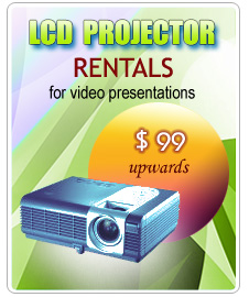 best projector rental orlando rates